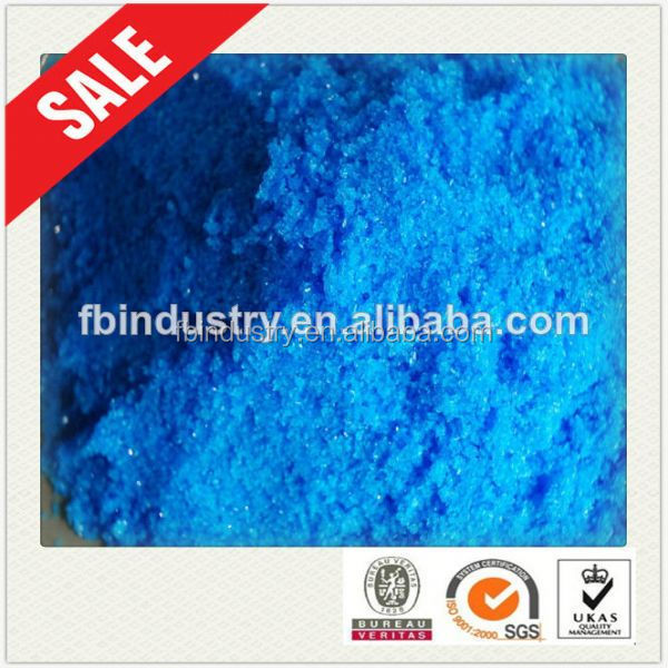 Hot sale Low price copper sulphate raw material Factory offer directly
