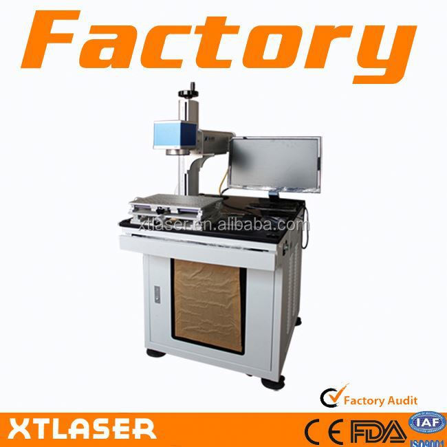 High speed Germany/China made fiber laser module 10w laser marking machine price low