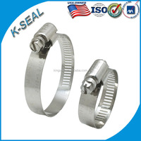 worm gear stainless steel screw band clamps KF24SS