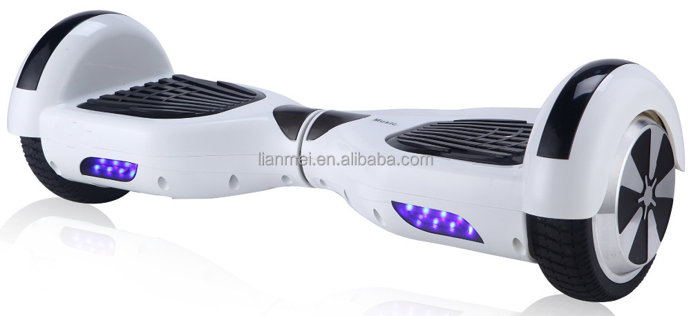 wholesale china 6.5 inch gyro 2 wheel hoverboard bluetooth hoverboard sale