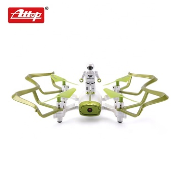 Radio control professional rc aircraft drone 2.4G quad copter with wifi camera