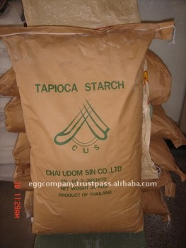 Cassava Starch Food Grade