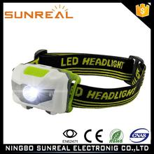 Hot Sale Hiking Used High Power Long Range Distance battery powered led headlight