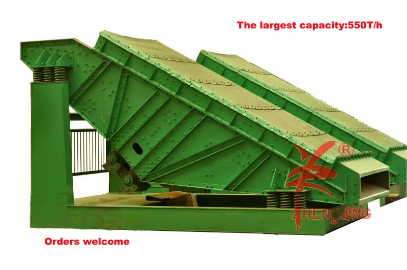 New Sale BTSX vibro sifter for Sintering Plant