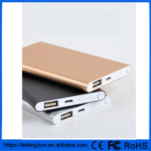 2017 10000mAh Portable Slim Hi-Speed Power Bank