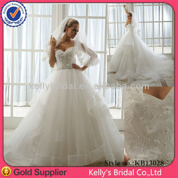 Different Types Of Dresses Strapless Beaded Lace Cheap Wedding Dresses Made In China
