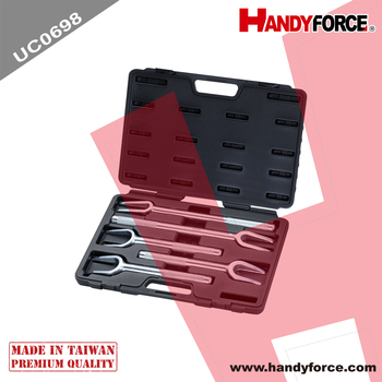 Fork Separator Set(5PCS), Under Car Service Tools of Auto Repair Tools