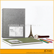 Best quality hardcover schools a4 spiral notebooks