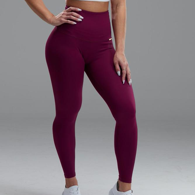Sexy yoga gym pants high waist sports leggings for women