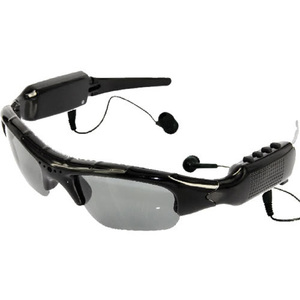 Bluetooth camera sunglasses 12mp hidden camera built in 4G Also with MP3 function