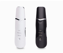 Professional skin scrubber portable ion ultrasound facial beauty <strong>machine</strong> for skin care