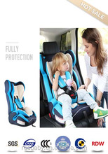 unique baby safety care car seat with ece r44 o4 hdpe child car seat