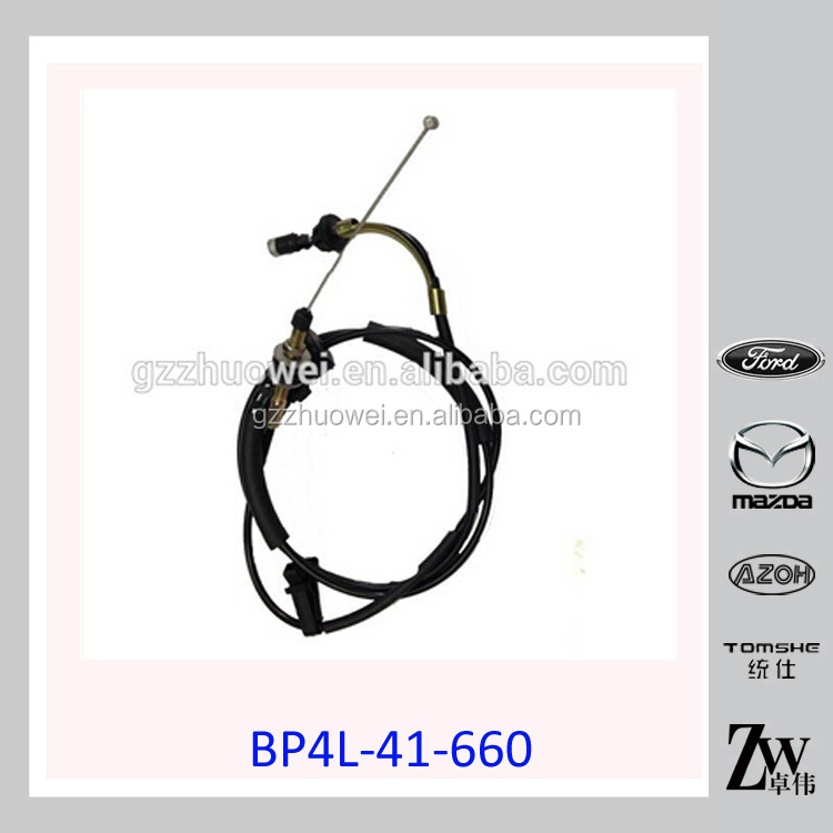 Brand Automotive Throttle Cable For Mazda 3 1600cc BP4L-41-660
