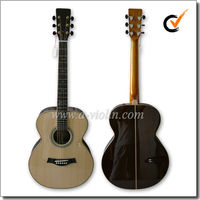 "41"" Famous Guitar Copy All Solid Wood Acoustic Guitar (AFH130)"
