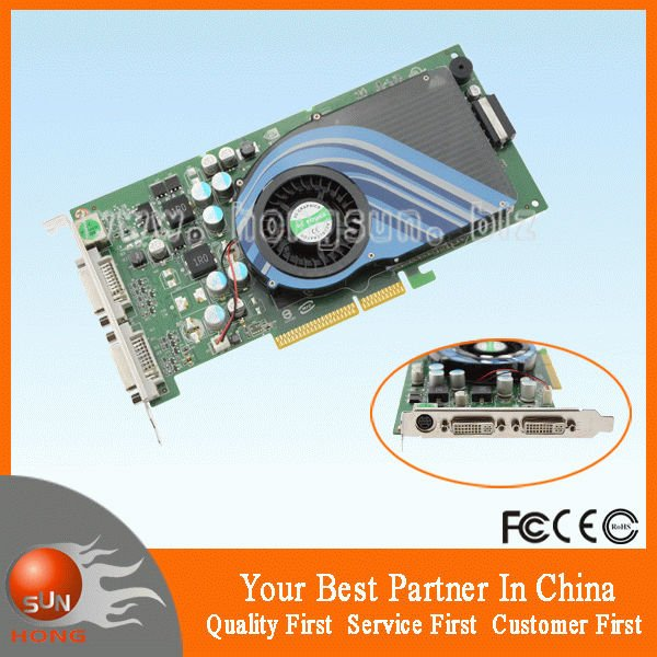 7950GT 512MB AGP DDR3 HDTV Video Graphics Card