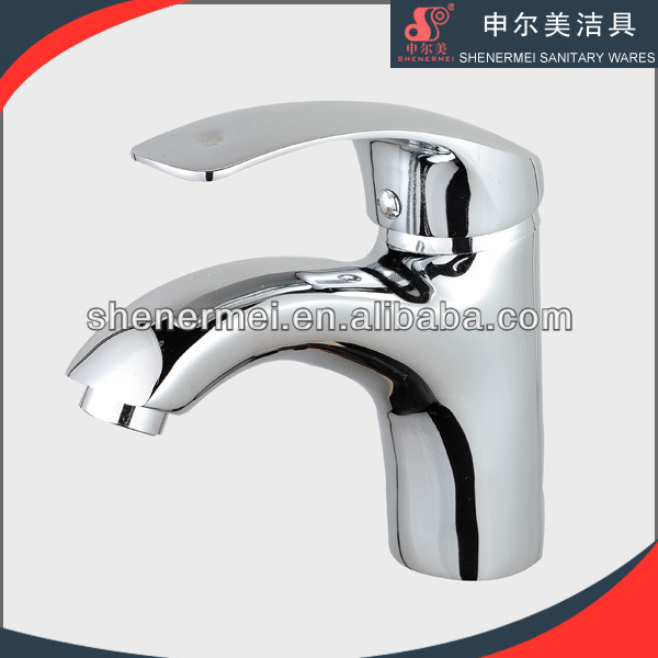 2014 brass top-selling wash basin tap models