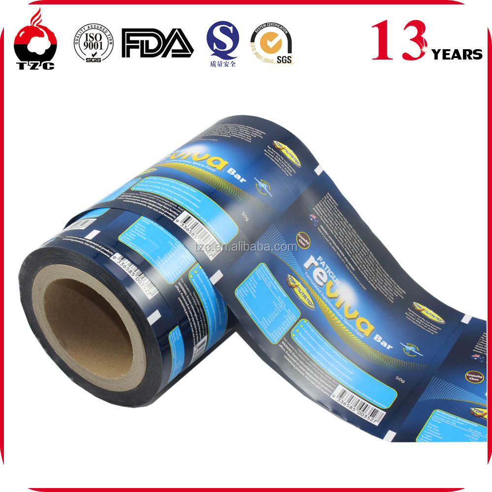 iridescent lamination packaging film