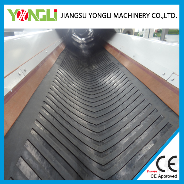 2015 Hot sell 600 mm conveyor belt making machine manufacturer
