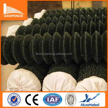 Indoor high quality safe pvc or galvanized indoor Chain Link Fence