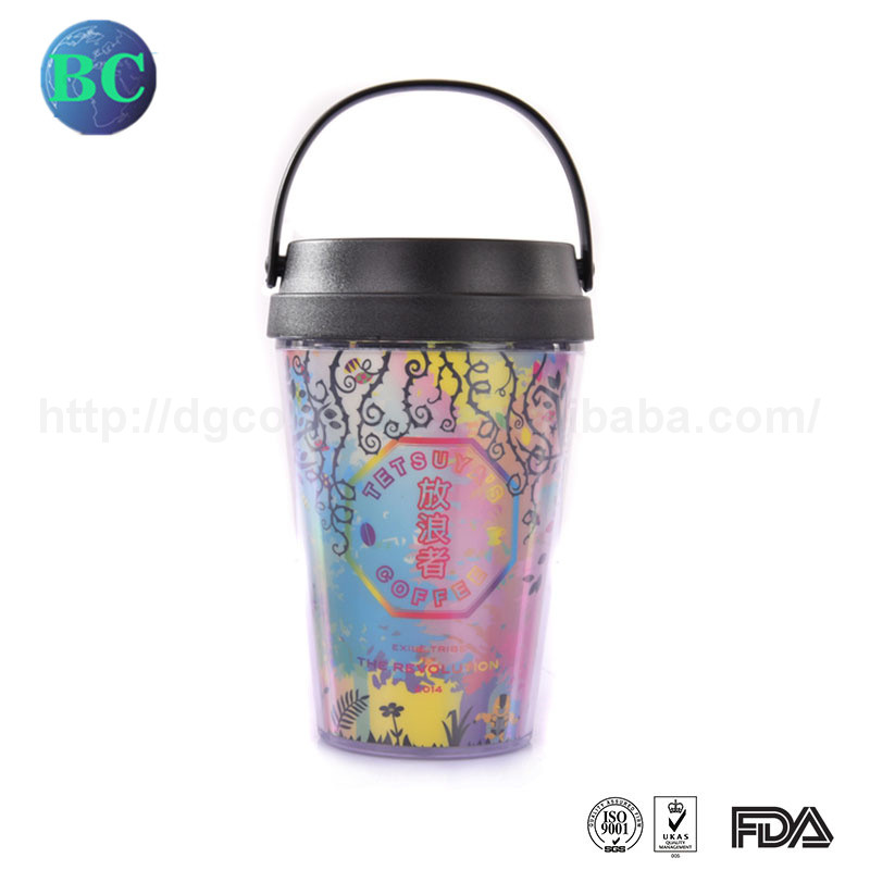 High-end Durable Plastic Kids Drink Water Wrap Bottle Seal
