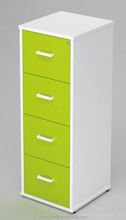 Huaxu Office Furniture Deluxe Wooden Filing Cabinets