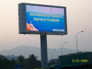 P12 RGB Outdoor LED Display Board Price lm3914 led display