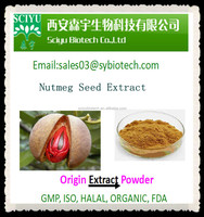 Hot Selling Nutmeg Seed Extract, Nutmeg Extract 5:1 10:1 20:1
