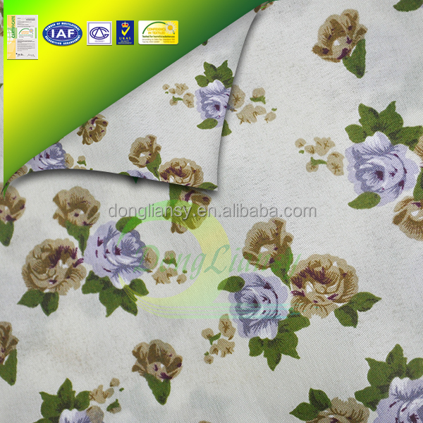 Warp Knitted Fabric for Mattress