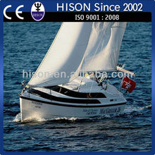 Hison most popular luxury motor yacht
