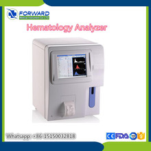 3 Diff Auto Hematology Analyzer price Medical Laboratory Equipment Open Reagent
