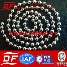 Decorative Stainless Steel/Metal/Brass Beaded Ball Chain curtains for Door