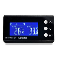 Temperature And Humidity Digital Regulator Controller