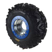 TIMBERWOLF 4X4 GRIZZLY 600 Racing 10x8 ATV Tire and Rim