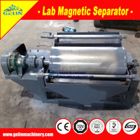 Widely used Wet Mining Lab Magnetic Separator for Iron sand