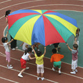 Popular Colors And Designs May Vary Kids Play Tents Parachute