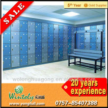 Indoor locker epoxy polyester alloy powder coating