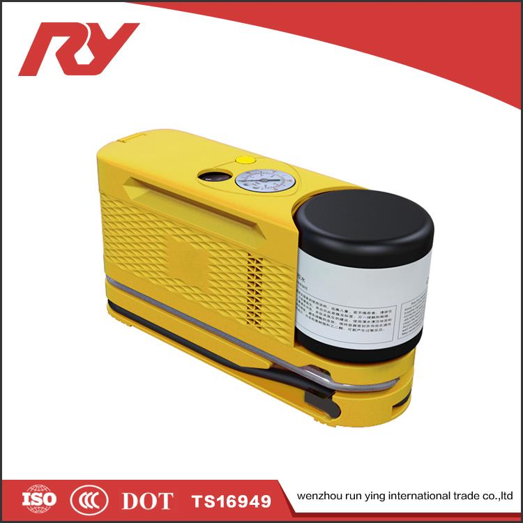 RUNYING Export Goods Electric Air Pump For Cars Tire Repair Kit
