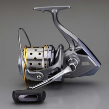 Factory supply wholesale saltwater high strength flexible fishing gear tackle equipment PR-SF spinning reel fishing reel