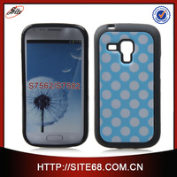 New Inventions Cover Case for Samsung Galaxy S Duos S7562, Tpu Case for Samsung Galaxy S7562