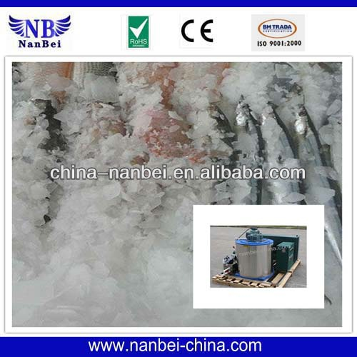 2014 high quality fresh water flake ice makers for refreshing