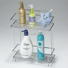Metall metalldraht bad Ecke shampoo-rack