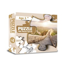 custom children's paper jigsaw puzzle piece