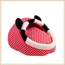 Hot Seller Cartoon Mickey Ears Fashion Dog House Pet House
