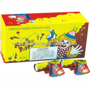 0769 Magnum poppers toy fireworks