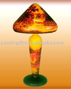 2013 new product galle glass lamp