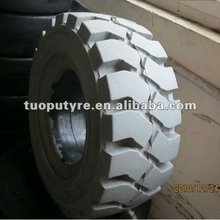 elevator solid tires, solid industrial tyre, solid tire 10.00-20