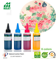 Zhuhai dye ink refills uv inkjet ink For All Inkjet Printer bulk buy from china