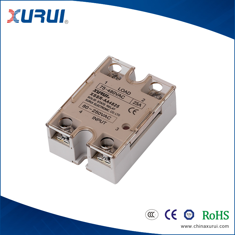 ac to ac single phase ssr solid state relays (SSR-40AA)