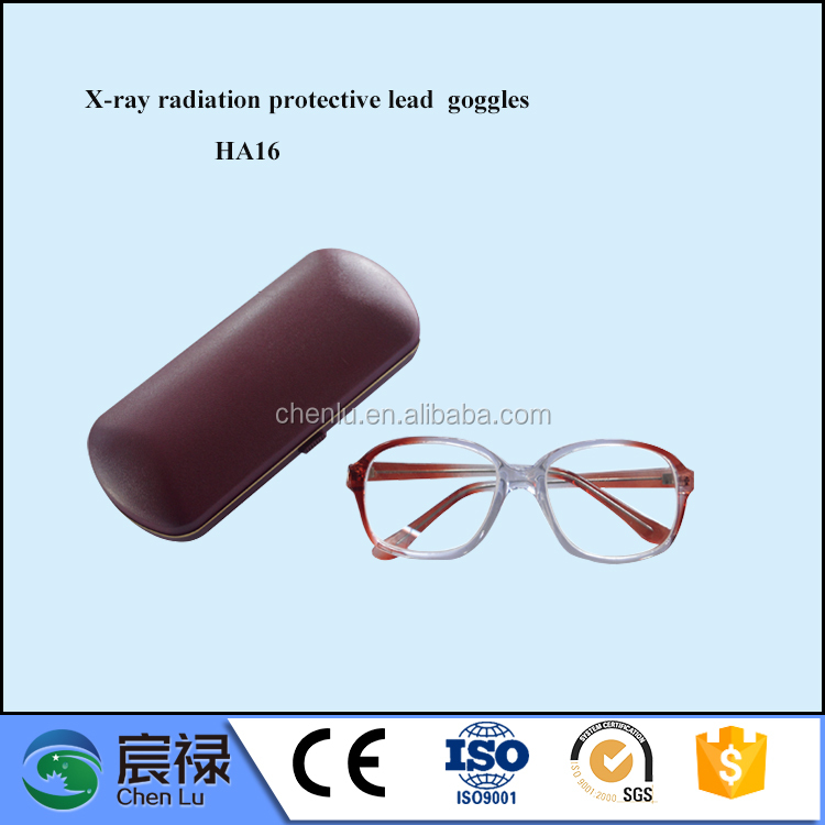 China x-ray proteceive lead glass