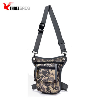 Multifunction oem tactical fanny pack waterproof motorcycle military waist leg bag
